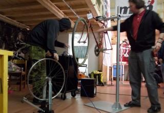 Zvočne razsežnosti kolesa 1