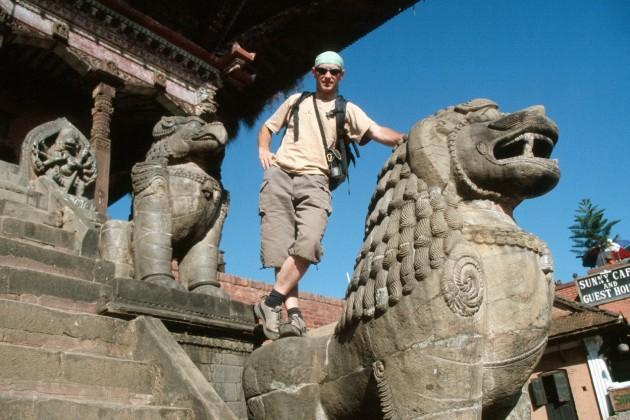 Nepal 2005-Katmandu