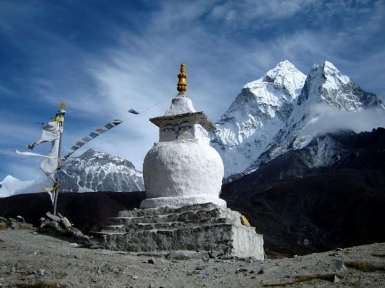 Nepal-Ama Dablam