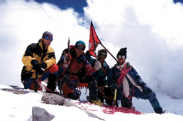 Nepal-Manang 1998